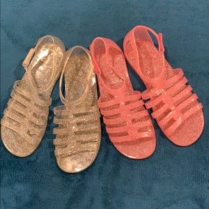 BUNDLE::Children's Place Jelly Sandals